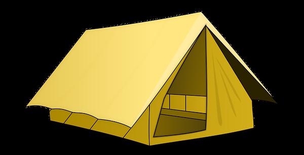 przestronne namioty handlowe