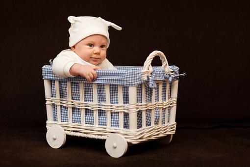 dwustronne kołderki dla niemowląt